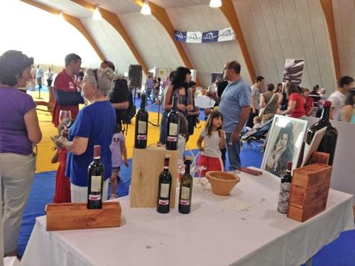 Bodegas Arbás Presentación de Vinos